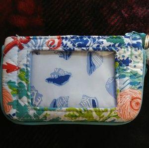 Vera Bradley Bags - Vera Bradley Shore Thing ID wallet